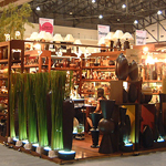 Bangkok International Gift Fair & Bangkok International Houseware Fair 2005 Date:19 - 22 April 2005 Time: 10.00 - 18.00 hr(s). Booth No.: N2,4,6,8 and O1,3,5,7 (72 Square meters) Place: IMPACT Convention Center, Muang Thong Thani, Nontaburi, THAILAND.